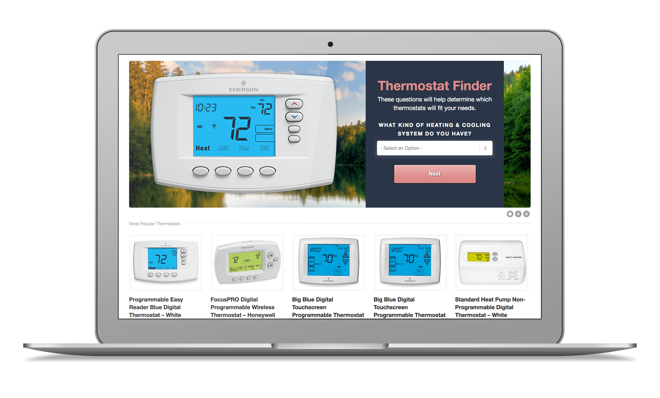 Shop Thermostats